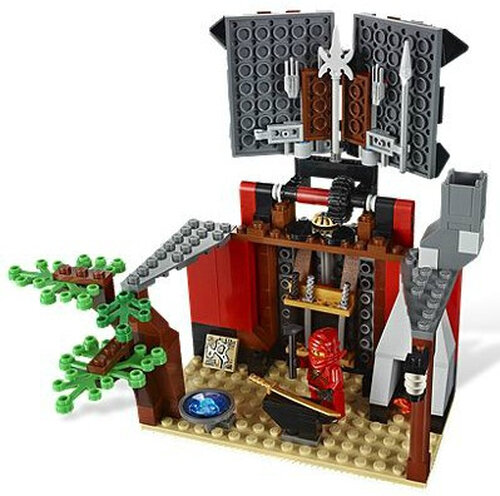 Lego Blacksmith Shop #5