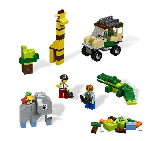 Lego Safari Building Set #2
