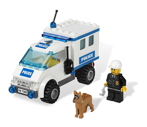 Lego Police Dog Unit #5