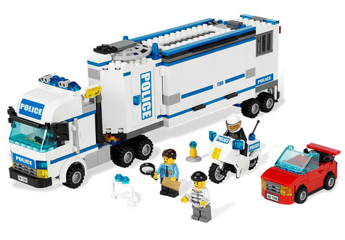 Lego Mobile Police Unit #5