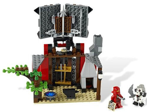 Lego Blacksmith Shop #2