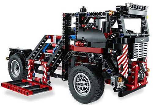 Lego Pick-up Tow Truck #3