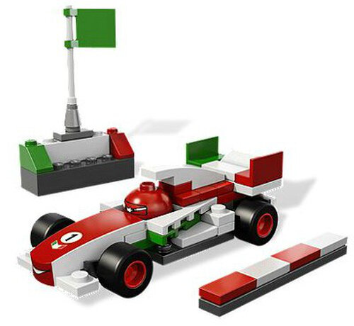 Lego Francesco Bernoulli #2