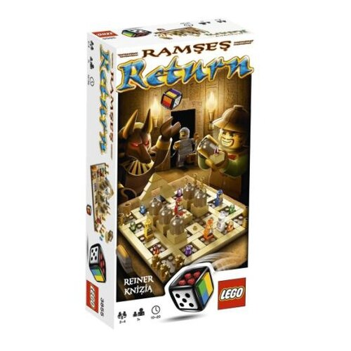 Lego Ramses Return #3