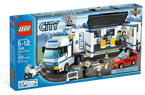 Lego Mobile Police Unit #6