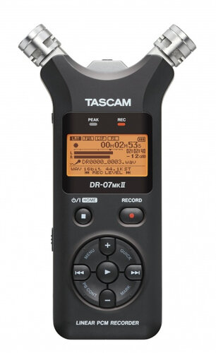 Tascam DR-07MKII - 2