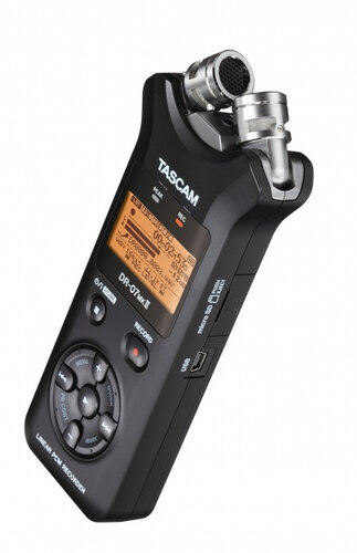 Tascam DR-07MKII - 4