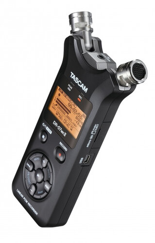 Tascam DR-07MKII - 5