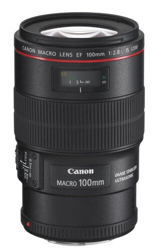 Canon EF 100mm f/2.8L Macro IS USM - 2