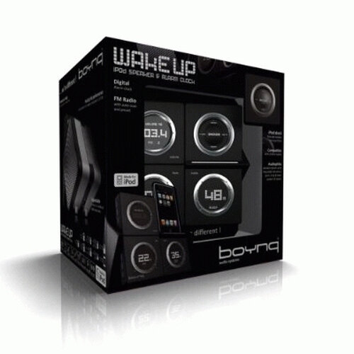 Boynq Wake-Up iPod Speaker 129.110.05 #2