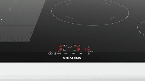 Siemens kogeplade lås op