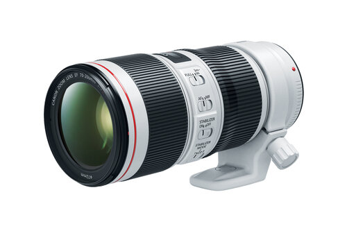Canon EF 70-200mm f/4L IS II USM - 1