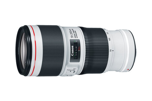 Canon EF 70-200mm f/4L IS II USM - 2