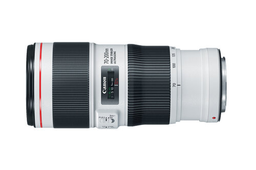 Canon EF 70-200mm f/4L IS II USM - 3
