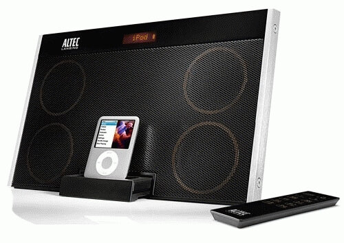 Altec Lansing inMotion MAX IMT705 #2