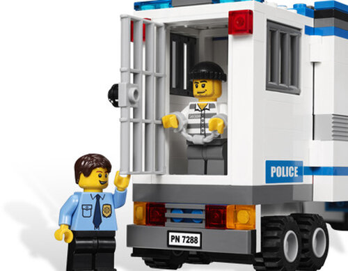 Lego Mobile Police Unit #3