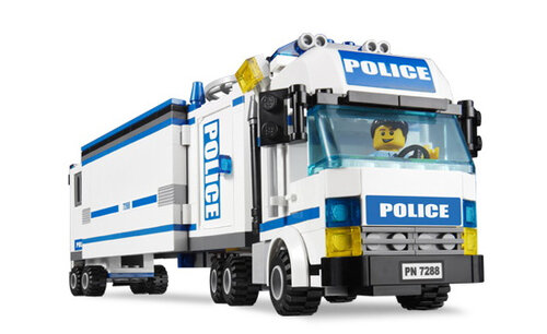 Lego Mobile Police Unit #4