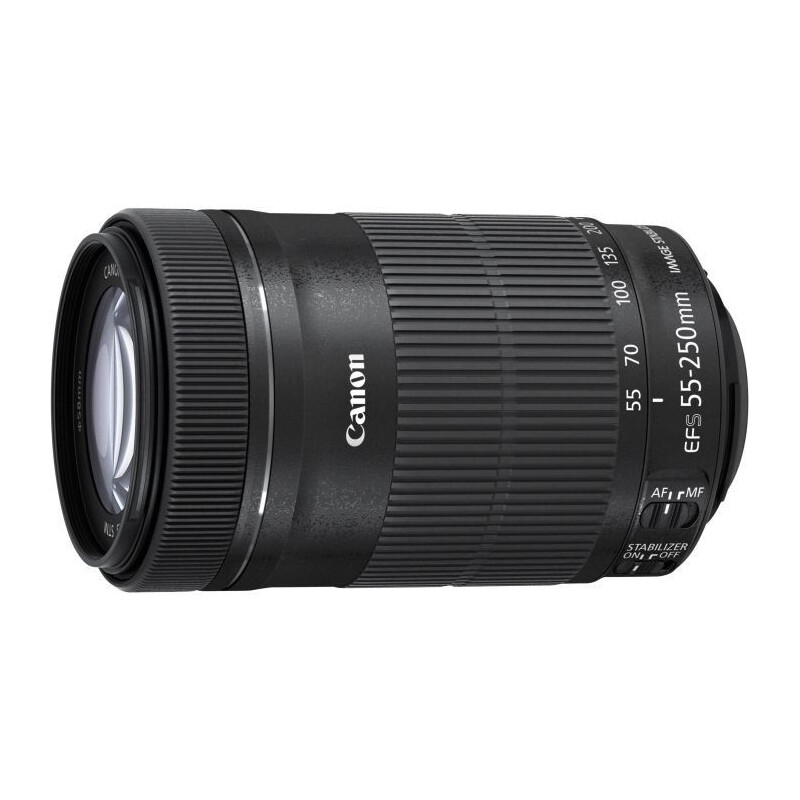 Canon EF-S 55-250MM F/4-5.6 IS STM #1