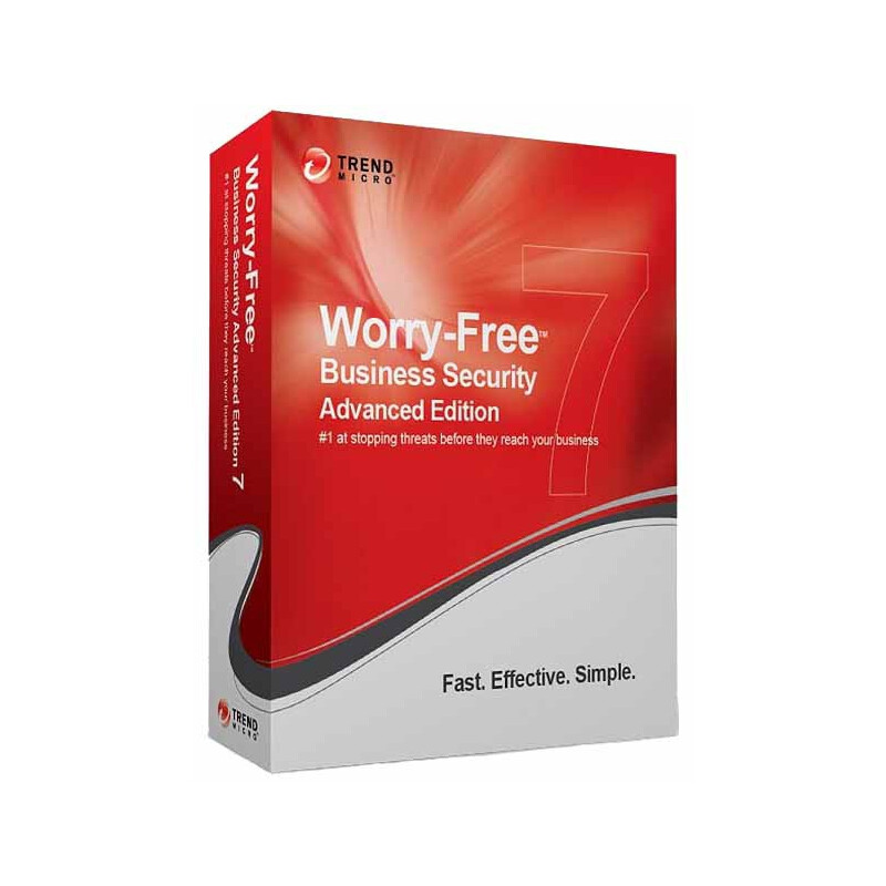 Trend Micro Worry-Free Business Security 7