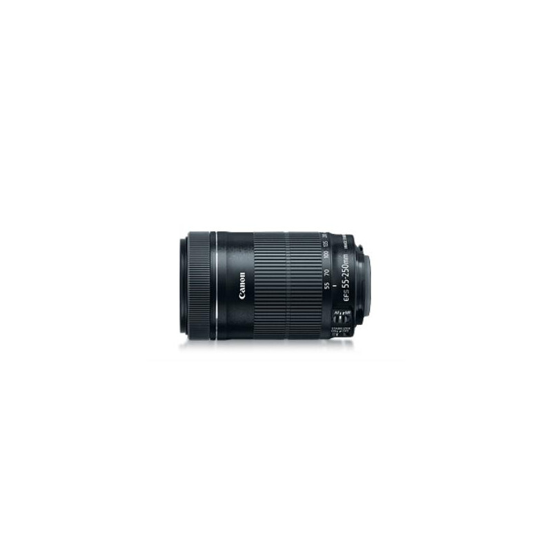 Canon EF-S 55-250mm - 1