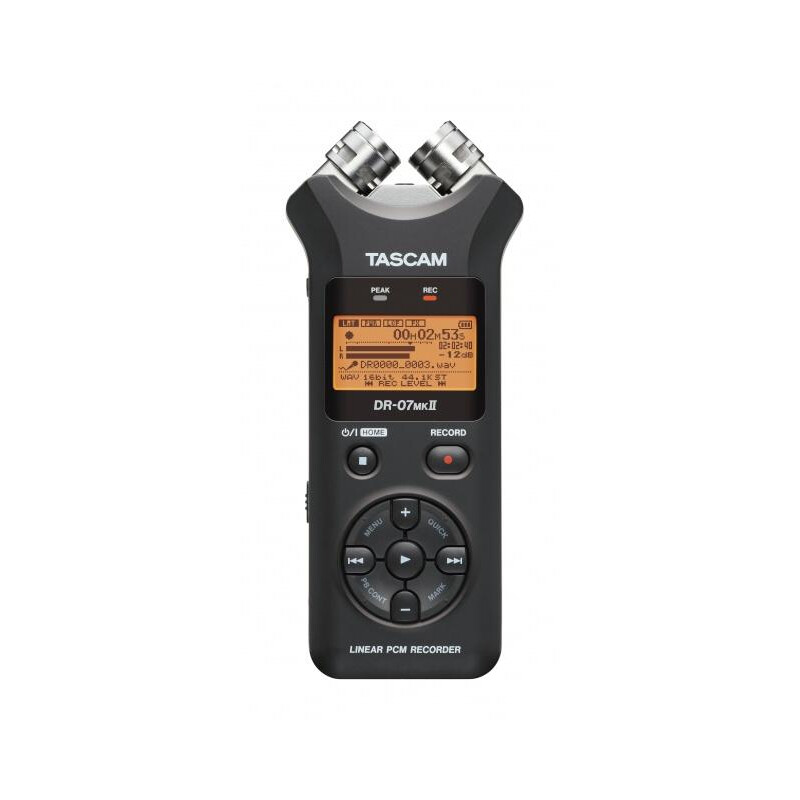 Tascam DR-07MKII - 1
