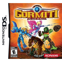 Konami Gormiti: The Lords of Nature (Nintendo DS)