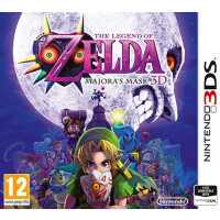 Nintendo The Legend of Zelda: Majora's Mask 3D (3DS)
